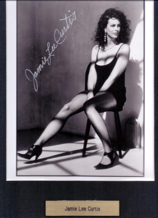 Jamie Lee Curtis Autogramm