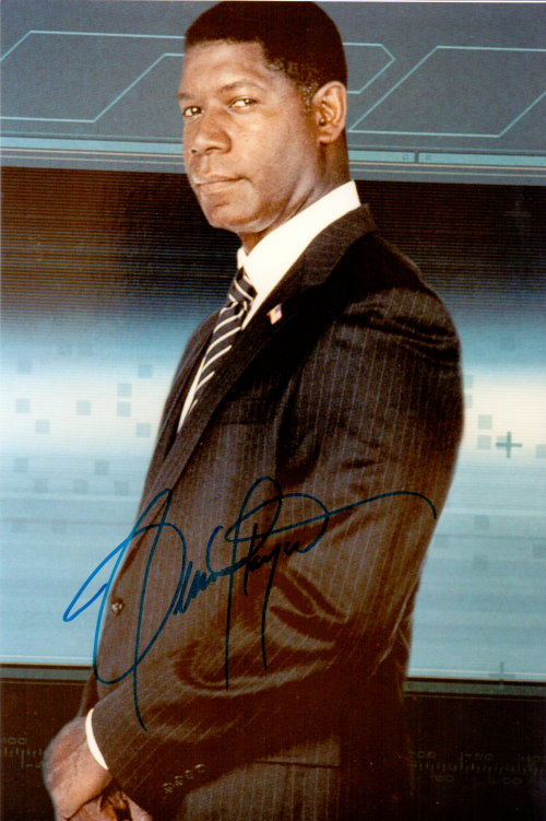 Dennis Haysbert Autogramm aus 24