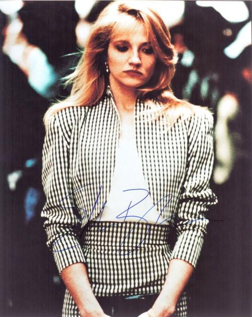 Ellen Barkin Autogramm