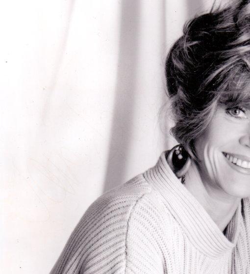 Jane Fonda Autogramm