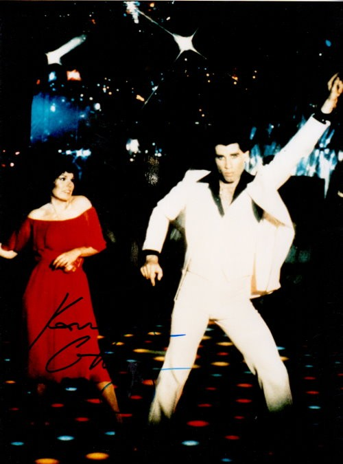 Karen Lynn Gorney Autogramm aus SATURDAY NIGHT FEVER