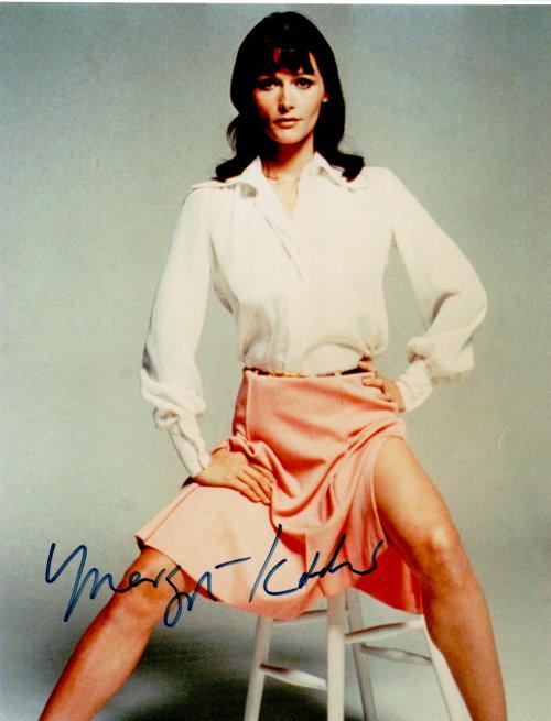 Margot Kidder Autogramm als LOIS LANE in SUPERMAN