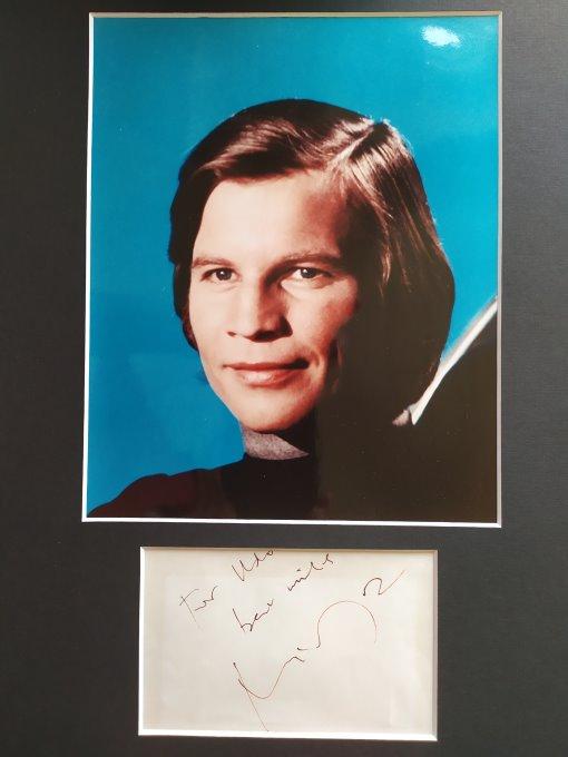Michael York Autogramm aus FLUCHT INS 23. JAHRHUNDERT