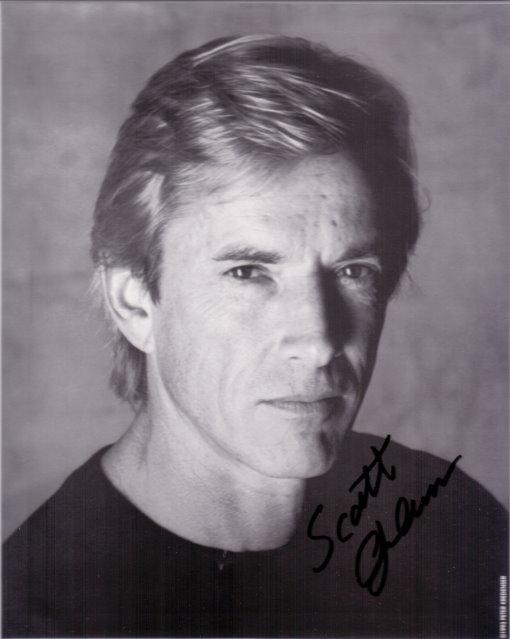 Scott Glenn Autogramm