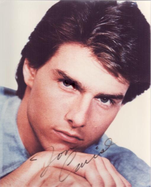 Tom Cruise Autogramm