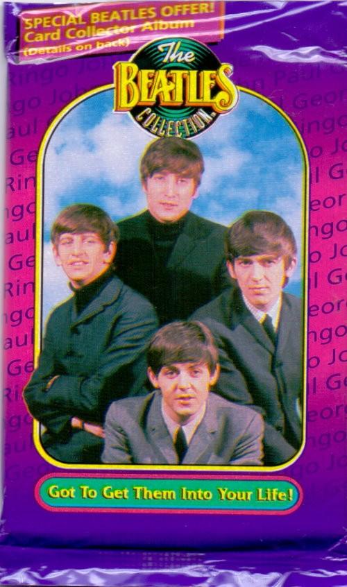 Beatles Collection - 2 Original Sammelkartensets