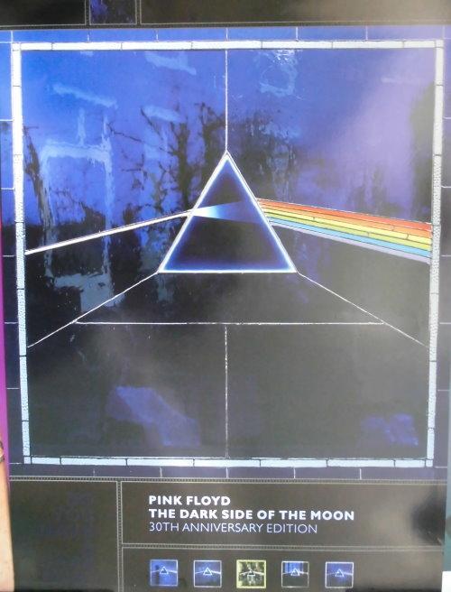 Pink Floyd Plakat - The Dark Side Of The Moon