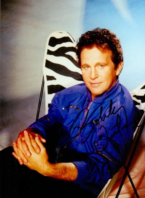 Bobby Vinton Autogramm