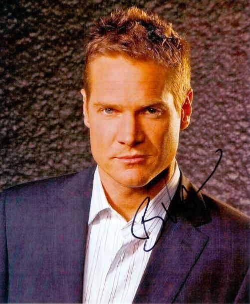 Brian van Holt Autogramm