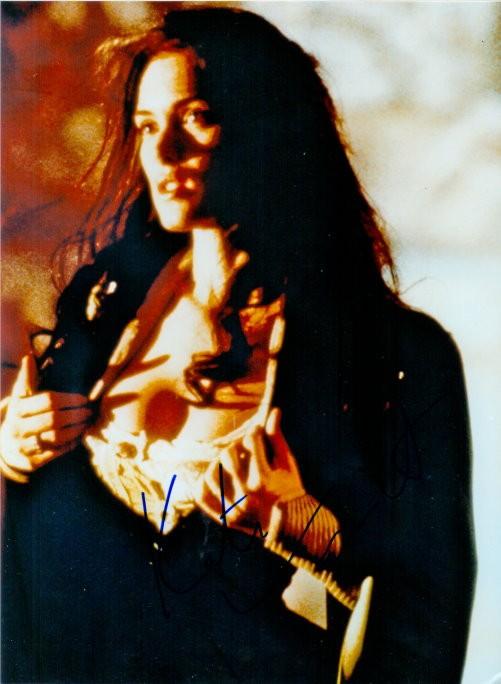 Kate Winslet - Autogramm