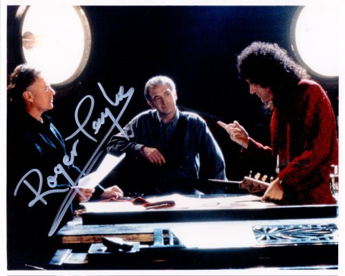 Roger Taylor - Queen -Autogramm