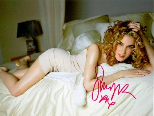 Sarah Jessica Parker Autogramm