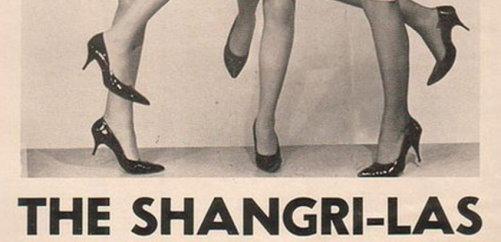 The Platters + 3 weiter Promofotos von Musikgruppen der 50er