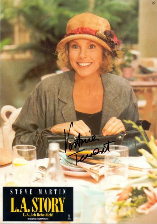 Victoria Tennant Autogramm - L.A.Story